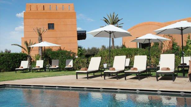 Service hôtelier de luxe + animation enfants + massage offert à Villa Adama Resort 5* pour 2 adultes +2 enfants -12 ans à 820 Dh