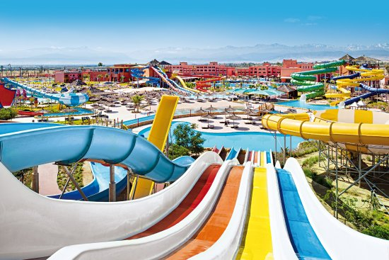 Au plus grand Aquapark, une chambre familiale pour + 2 enfant -12ans +All-Inclusive à Labranda Aqua Fun Marrakech 5* a 3049dh