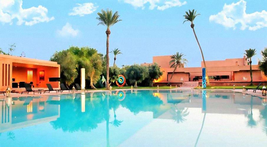 Profitez d un séjour inoubliable dans une suite junior avec petit-déjeuner à Dar Sabra 5* Marrakech à 1299 Dhs !!!