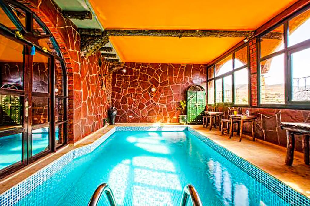 Profitez d un séjour à Jad Auberge Ourika Marrakech pour 2 adultes + 1 enfant en chambre double avec PDJ seulement à 299dhs !!!