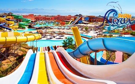 Club avec piscine chauffée :Une nuit pour 2 adultes + 1 enfant (-12ans) en All Inclusive à Labranda Aqua Fun 5* seulement à 941
