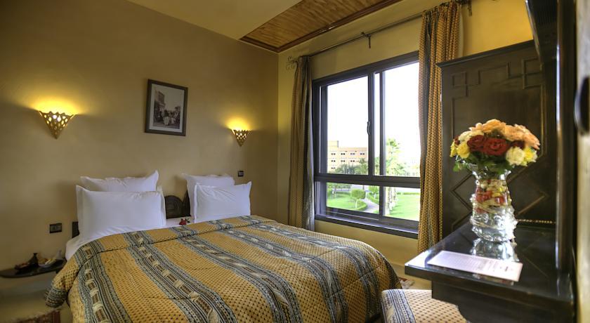 Au coeur de la célèbre Avenue Mohammed VI ,une nuit pour 2 adultes à Appart Hotel Amani à 607 Dh!