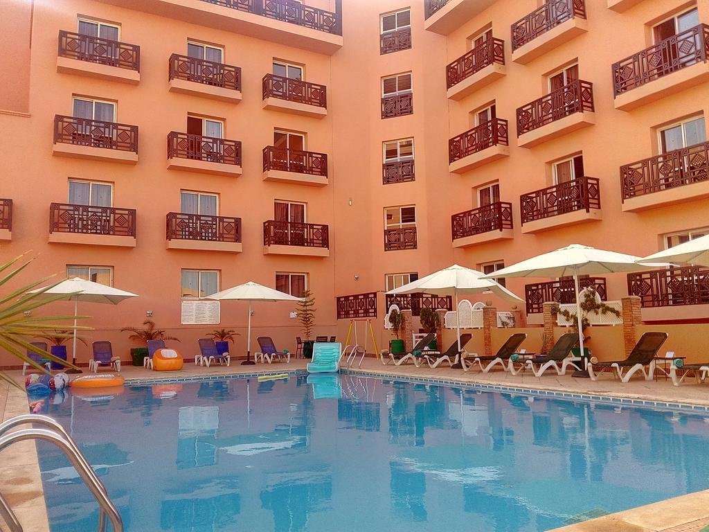 Une nuit pour 2 adultes  en BB + 2 enfants (-12ans & -5 ans) à Ryad Mogador Opera Hôtel & Spa 4* seulement à 529 dh!!!