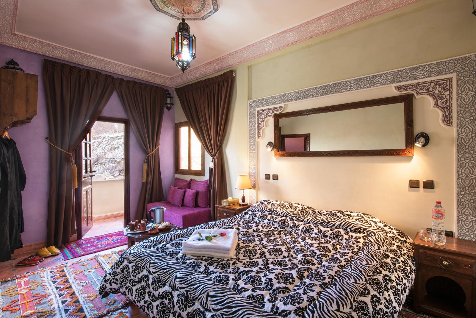 Une nuit dans un appartement pour 2 adultes+1enfant(-12ans) en DP à Riad Atlas Prestige seulement à 430 dh!!!