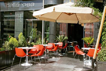 Passez 3 nuits en Suite pour 2pax + 2enf (-15 ans) en BB + Hammam au Dellarosa Hotel Suites & Spa seulement à 1699Dh!!!!!