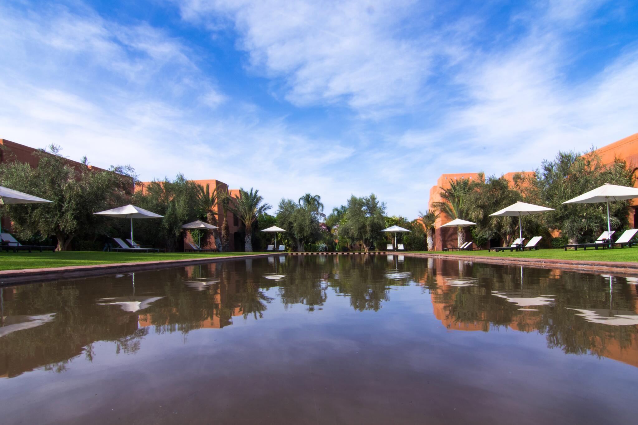 Service hôtelier de luxe + animation enfants +à Villa Adama Resort 5* pour 4 adultes +1 enfant -12 ans à 1450 Dh